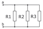 Параллельное соединение электроприборов в электрической цепи