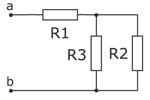 Смешанное соединение электроприборов в электрической цепи
