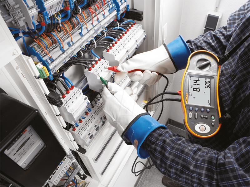 Установка счётчика электроэнергии, автомата, УЗО
