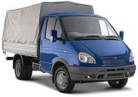 Вывоз строительного или бытового мусора на территории СПб и Лен. области автомобилями Газель до 1,5 тонн или 16 м3