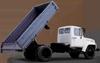 Вывоз строительного и бытового мусора в СПб и Ленинградской области автомобилями ГАЗон грузоподъёмностью до 4 тонн и объёмом контейнера до 8 м3