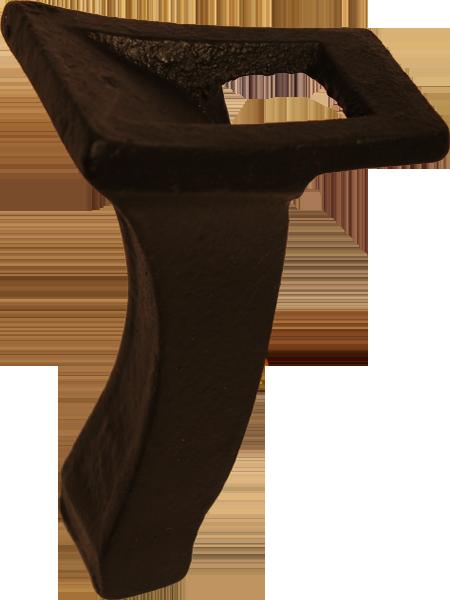 Ножка для старой чугунной ванны №6