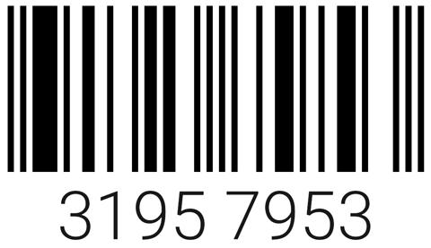 Штрих код скидочной карты Метрика